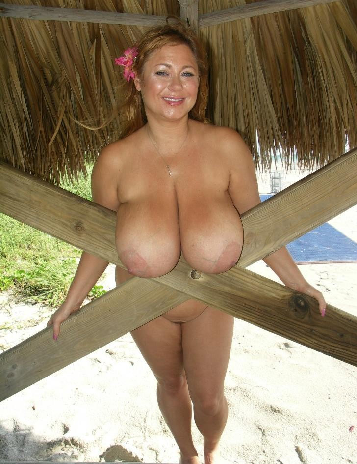 Mature naturist ladies