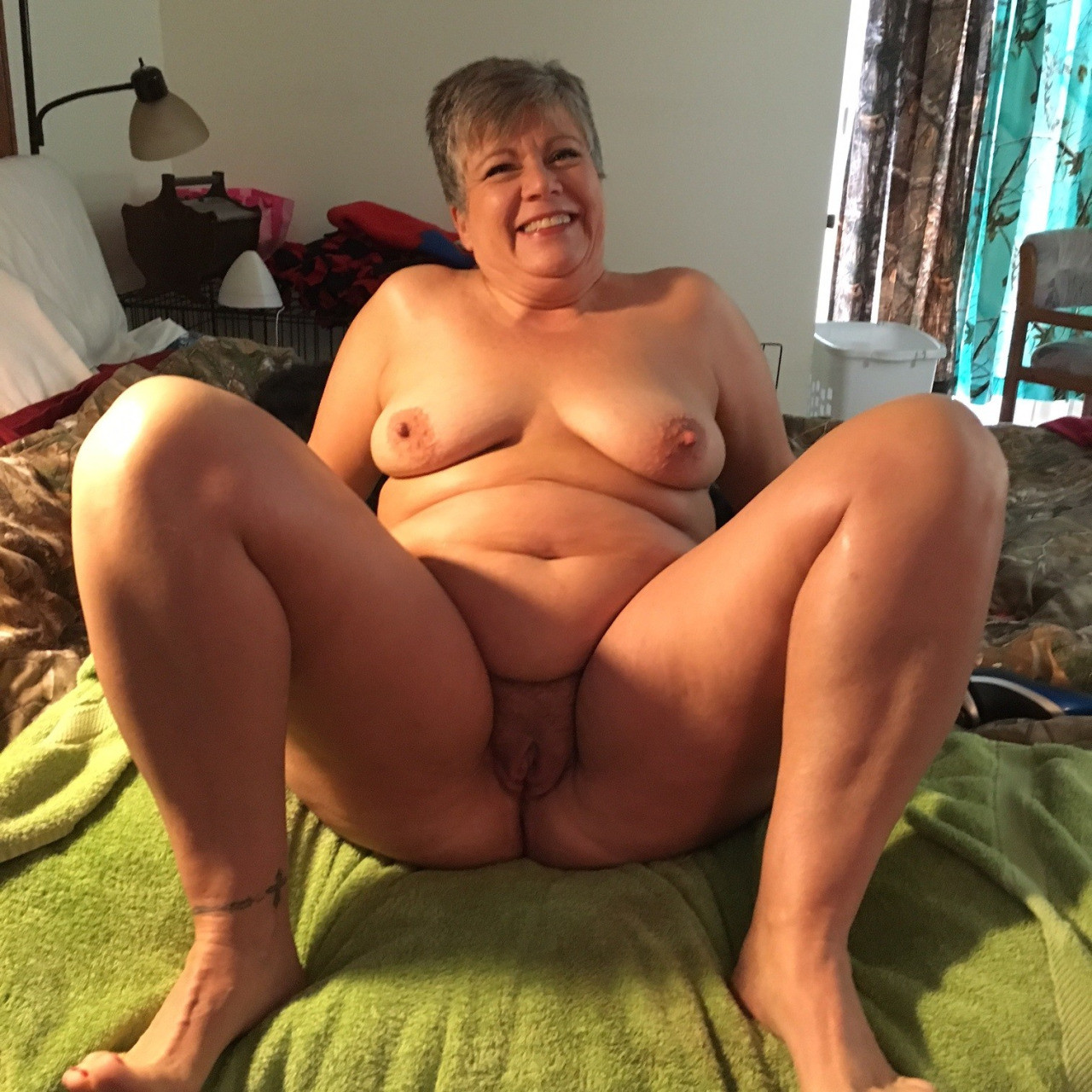 Vid just chubby vintage granny the